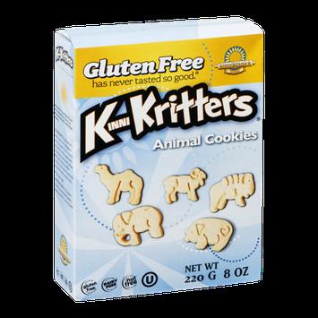 Kinnikkinnick Foods Kinni Kritters Animal Cookies