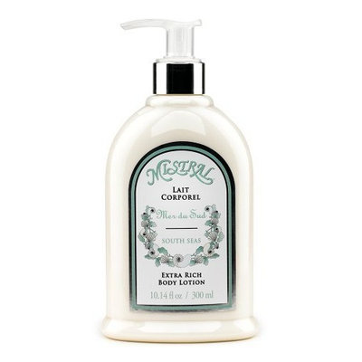 Mistral Body Lotion, South Seas, 10.14-Ounce Bottle