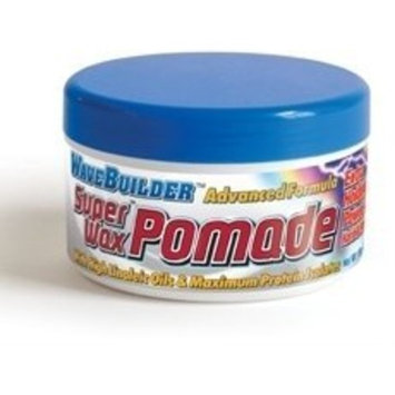 Spartan Wavebuilder Advanced Formula Super Wax Pomade, 3.5 Ounce