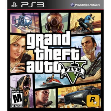 Rockstar Games Grand Theft Auto V (PlayStation 3)