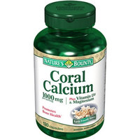 Nature's Bounty Coral Calcium 1000 mg Plus Vitamin D & Magnesium