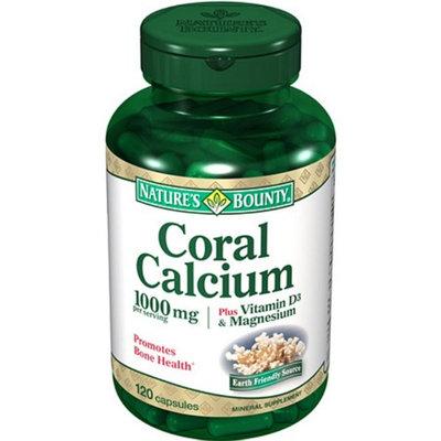 Nature's Bounty Coral Calcium 1000 mg Plus Vitamin D & Magnesium