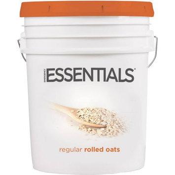 Emergency Essentials SuperPail Regular Rolled Oats, 24 lbs