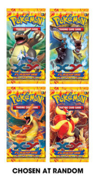 Pokemon Company International Pokemon Trading Card Game XY2 Booster Pack