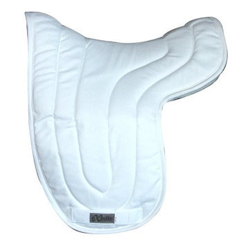 Exselle Round Cut Dressage Pad