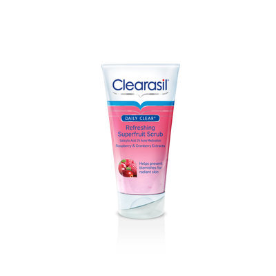 CLEARASIL® Daily Clear Refreshing Superfruit Scrub