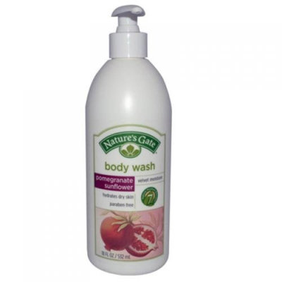 Nature's Gate Moisture Body Wash