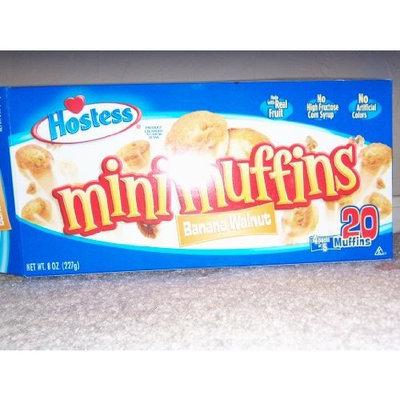 Hostess Banana Walnut Muffins 4 Packs of 5-20ct Pack of 2
