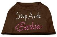 Ahi Step Aside Barbie Shirts Brown Sm (10)