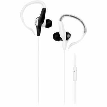 Empire Brands, Inc Empire Brands Inc WI-2000 Black & White Helix Earbuds