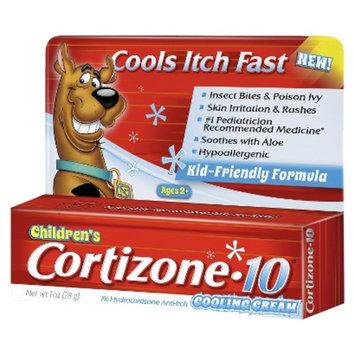 Cortizone-10 Cortizone 10 Children's Anti-Itch Cooling Creme - 1oz