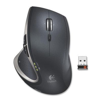 Logitech MX Performance Wireless Laser Mouse, Black