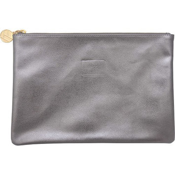 Flight 001 Escape Artist Pouch Pewter - Flight 001 Ladies Cosmetic Bags