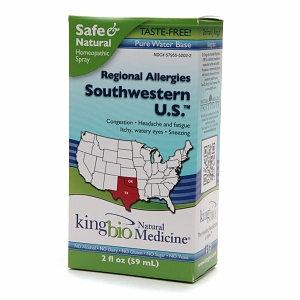 Natural Medicine by King Bio Formula 2: Southwestern  U.S.