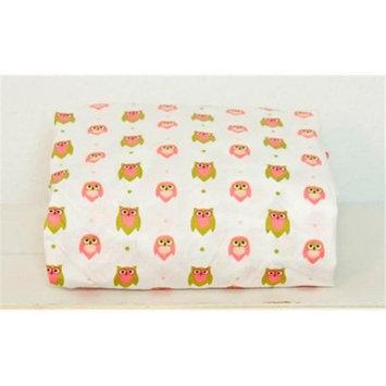 Pam Grace Creations Sweet Dream Owl Crib Sheets