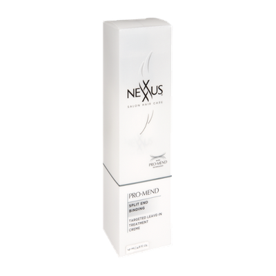 Nexxus Pro-Mend Split End Binding Leave-In Treatment Creme