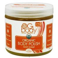 Trillium Organics - Organic Body Polish Sweet Orange - 24 oz.