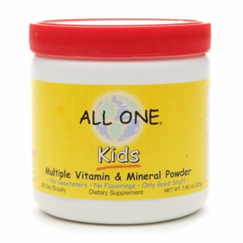All One Kids Multiple Vitamin & Mineral Powder