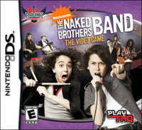 THQ Rock University Presents: The Naked Brothers Band The Game