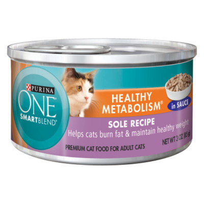 Purina One PurinaA ONEA Smartblend Healthy Metabolism Adult Cat Food