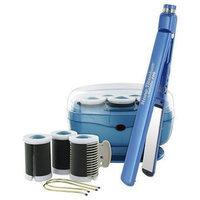 BaBylissPRO Nano Titanium 1Ó Ultra-Sleek Straightener + 5 Roller Hairsetter Combo Pack