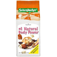 Seitenbacher Muesli #1 Natural Body Power with European Hazelnuts, 16-Ounce Bags (Pack of 6)