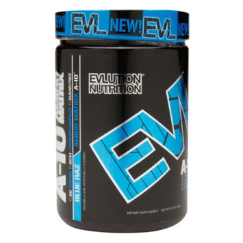 Evlution Nutrition A-10 Amino Matrix Blue Raz