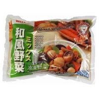 Shirakiku Brand Frozen Wafu Yasai Mix