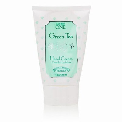 Perlier Nature's One Green Tea by Perlier for Women. Hand Cream 4.0 Oz / 120 Ml