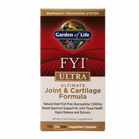 Garden of Life FYI Ultra Ultimate Joint & Cartilage