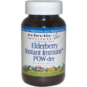 Elderberry Immune Powder Eclectic Institute 60 g Powder