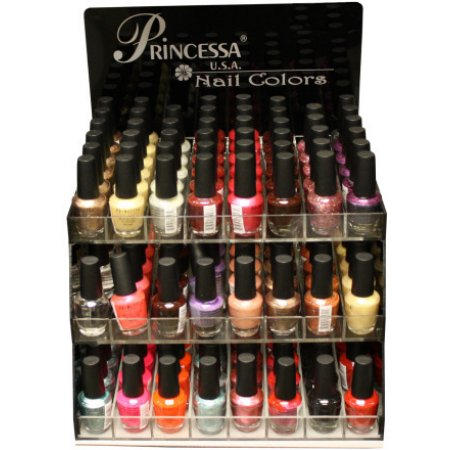 Bulk Buys Assorted Color Nail Polish Display Case Of 288