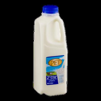 PET Reduced Fat 2% Milk