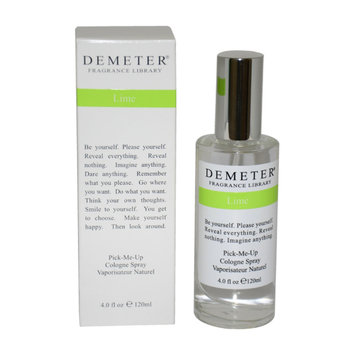 Demeter U4567 Lime by Demeter for Unisex 4 oz Cologne Spray