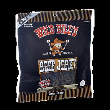 Wild Bill's Hickory Smoked Beef Jerky