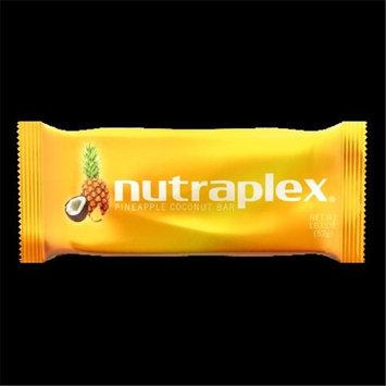 Nutraplex Pineapple Coconut Bar Carton - 15 Bars