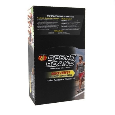Sport Beans Energizing Jelly Beans 24 ct, Extreme Pomegranate