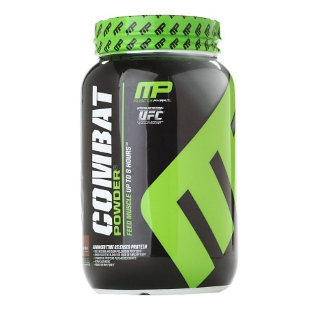 MusclePharm Combat Advanced Time Released Protein Chocolate Milk