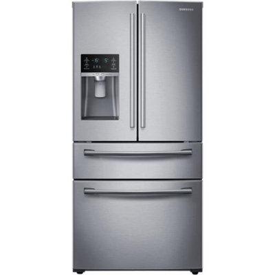 Samsung 24.7 cu. ft. French Door Refrigerator RF25HMEDBSR
