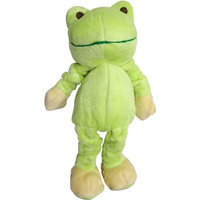 FouFou Dog Tuggy Toy, Frog