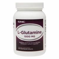 Gnc GNC L-Glutamine 1000, Vegetarian Capsules, 100 ea