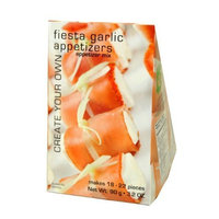 Foxy Gourmet Appetizers Fiesta Garlic Mix, 3.2 Ounce Boxes (Pack of 3)