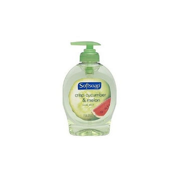 Softsoap Crisp Cucumber & Melon Hand Soap, 6 Fl Oz