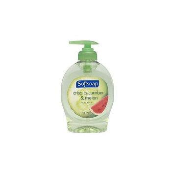 Softsoap Crisp Cucumber & Melon Hand Soap, 6 Fl Oz