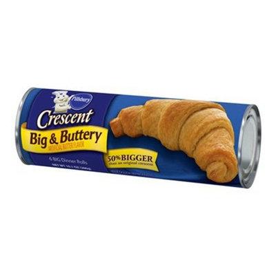 Pillsbury Crescent Big & Buttery Dinner Rolls 6-ct.