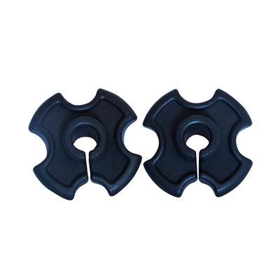 Comfort-tech Comfort-Tech Shaft Dampener-2 pk-Black