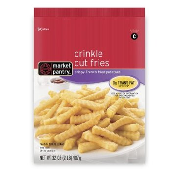 market pantry MP CRINKLE CUTS 32 OZ