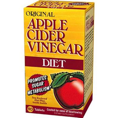 Nature's Bounty Original Apple Cider Vinegar Diet
