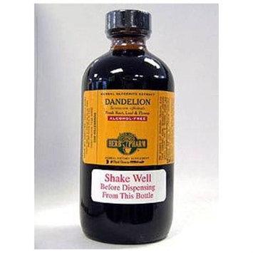 Herb Pharm Dandelion Alcohol-Free 8 oz