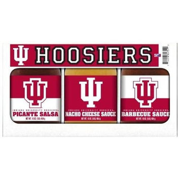 Indiana Hoosiers Triple Play Hot Sauce Harry's